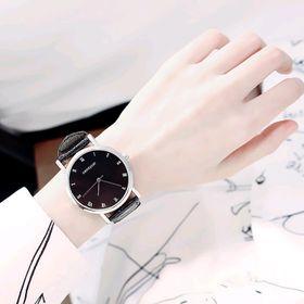 Đồng hồ nam nữ dây da giá sỉ