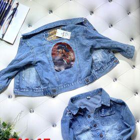 áo khoác jean giá sỉ