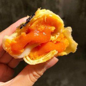 Bánh trứng muối Lava ngàn lớp 🥮🥮 giá sỉ