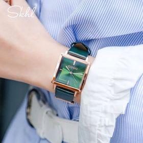 Đồng hồ nữ GUOU 8096 giá sỉ