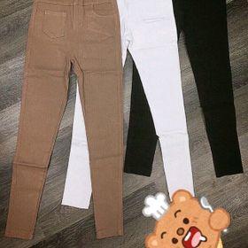 Quần kaki Jeans túi Kiểu cao cấp bao đẹp giá sỉ