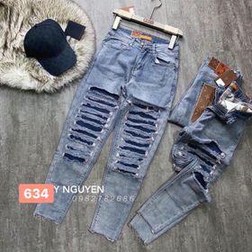 Quần Jeans Nữ Hàng Hot giá sỉ