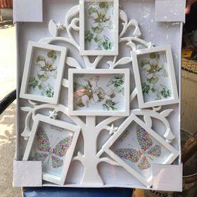 Bộ 6 khung ảnh hình cây độc đáo giá sỉ