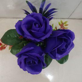Hoa hồng sáp thơm 1800đ/cái