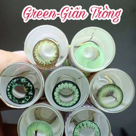 lens Kính áp tròng - GREEN giá sỉ