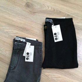 Quần Jeans skinny Topxop 3 màu siêu hot lưng cao giá sỉ
