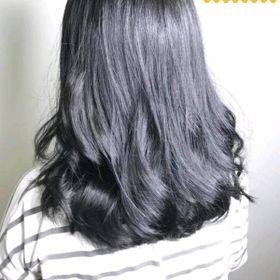Kem nhuộm tóc màu Than Chì