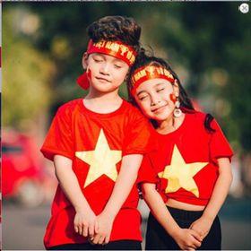 Áo Tôi yêu Việt Nam - TRẺ EM giá sỉ