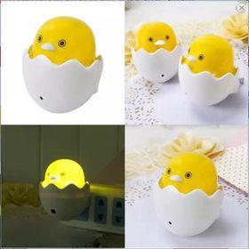 Đèn ngủ cảm biến tự động sáng tối Quả Trứng giá sỉ