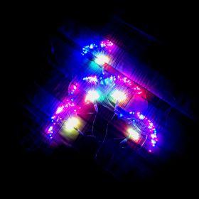 Dây đèn led hiệu ứng pháo hoa nhiều màu 500 led giá sỉ