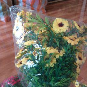 Hoa giả - Cúc nhí cắm điểm bình hoa trang trí giá sỉ
