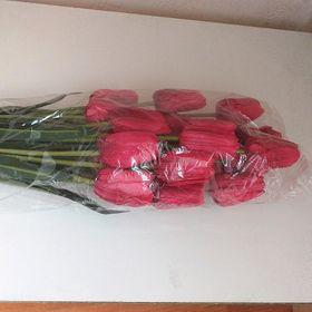 Hoa giả - Hoa tulip giá sỉ