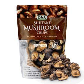 Snack Nấm Hương Sấy Giòn Của Úc - DJA SHIITAKE MUSHROOM CRISPS 150g 5.2021 giá sỉ