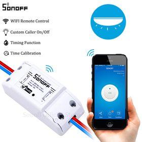 Công tắc Wifi Sonoff Basic Bản quốc tế - Tiếng Anh