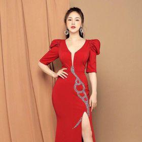 Đầm dạ hội tk cao cấp giá sỉ