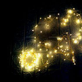 Dây đèn led rễ cây trang trí Noel tết giá sỉ
