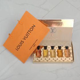 set 5 nước hoa LV 10ml có túi giá sỉ