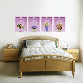 Decal dán tường 60 x 90 cm giá sỉ giá bán buôn giá sỉ
