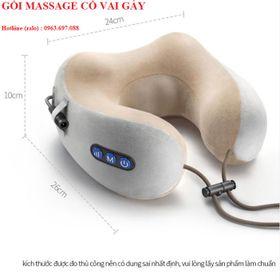 Gối Massage Cổ Vai Gáy giá sỉ