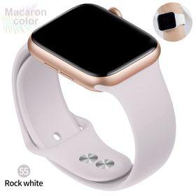 Dây đeo mềm thể thao thay thế silicon cho 38mm Apple Watch Series1 2 3 4 5 42mm Vòng đeo tay đeo tay cho phiên bản thể thao iWatch giá sỉ