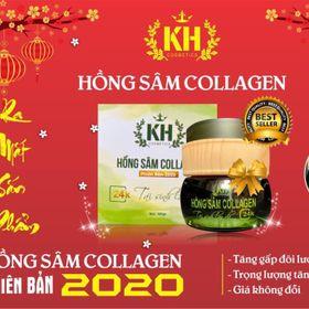 Hồng Sâm collagen Kim Hoang