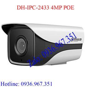 Camera IP Dahua DH-IPC-2433M-I2 4MP POE giá sỉ
