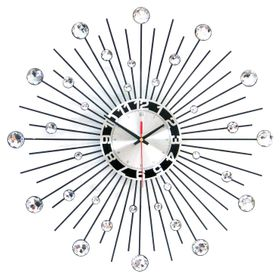 Đồng hồ treo tường hình giọt nước size 50x50cm