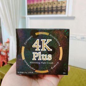 Mỹ Phẩm Thái Lan - Kem 4K HOT Nhất Thị Trường