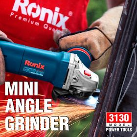 Máy mài cầm tay công tắc hông Ronix 3130 720W 115mm giá sỉ