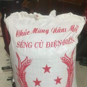 Gạo séng cù Điện Biên giá sỉ