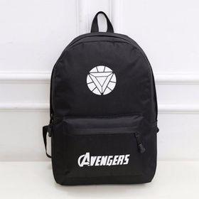 Balo Avenger đen trấng giá sỉ