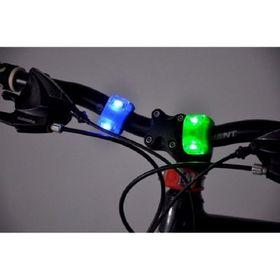 Đèn led gắn xe đạp HJ008 giá sỉ