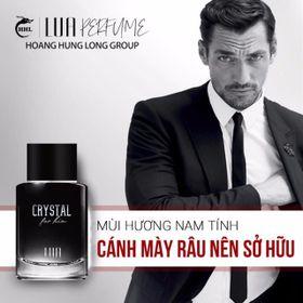 NƯỚC HOA NAM LUA CRYSRAL FOR HIM - 60ML Cuốn Hút giá sỉ