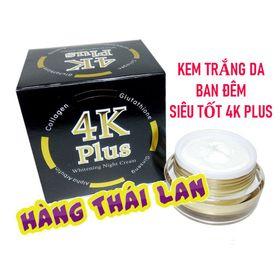 Kem Collagen 4K Plus Thái lan giá sỉ