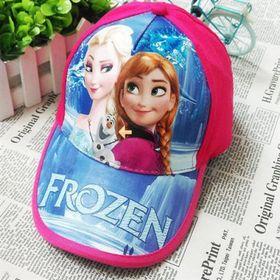 Nón kết hoạt hình Elsa- Bé Gái giá sỉ