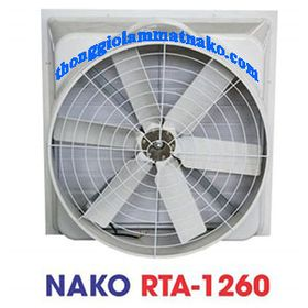 Quạt hút Composite NAKO RTA - 1260 giá sỉ