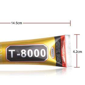 Keo dán thủ công mỹ nghệ vải đính hạt ron viền màn hình cảm ứng T-8000 giá sỉ