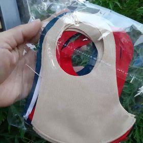 Khẩu trang vải kháng khuẩn 3D