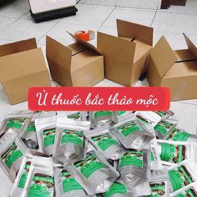 bột ủ thuốc bắc thảo mộc 150g
