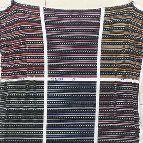 Vải sọc caro giá rẻ nhất (tính theo kg) giá sỉ