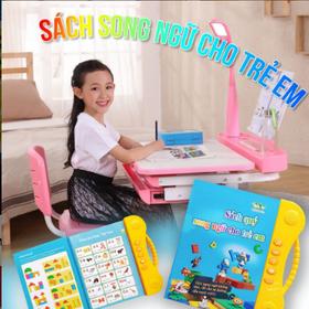 Sách Song Ngữ Anh - Việt