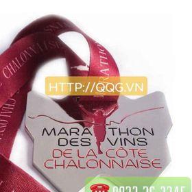 Sản xuất huy chương giải chạy, huy chương marathon, đúc huy chương theo yêu cầu giá sỉ