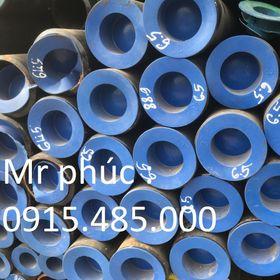 Thép ống đúc Dn125, Dn150, D400, thép ống phi 406, phi 27, phi 34 giá sỉ