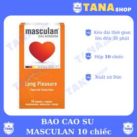 Bao cao su Masculan 10s giá sỉ