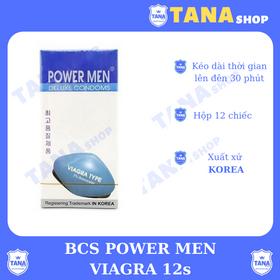 Bao cao su Power Men Viagra 12s giá sỉ