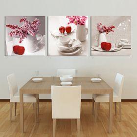 Khung tranh Canvas phòng ăn MK539 giá sỉ