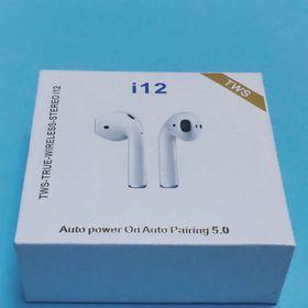 Tai nghe TWS Bluetooth i12s Hong Kong