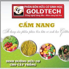 PHÂN BÓN HỮU CƠ GOLDTECH G05 giá sỉ