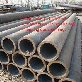 Thép ống đúc đen ASTM phi 141,ống thép hàn phi 168,219,325,355,406 giá sỉ