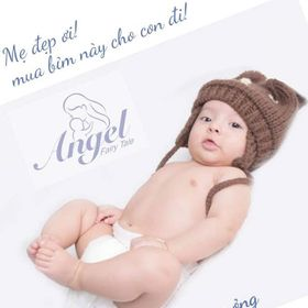 Tã Bỉm trẻ em Angel